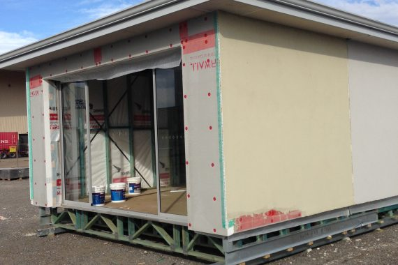 Second story addition fabrication Perth