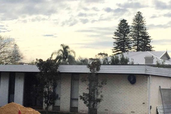 Second story PEPPERMINT GROVE Perth