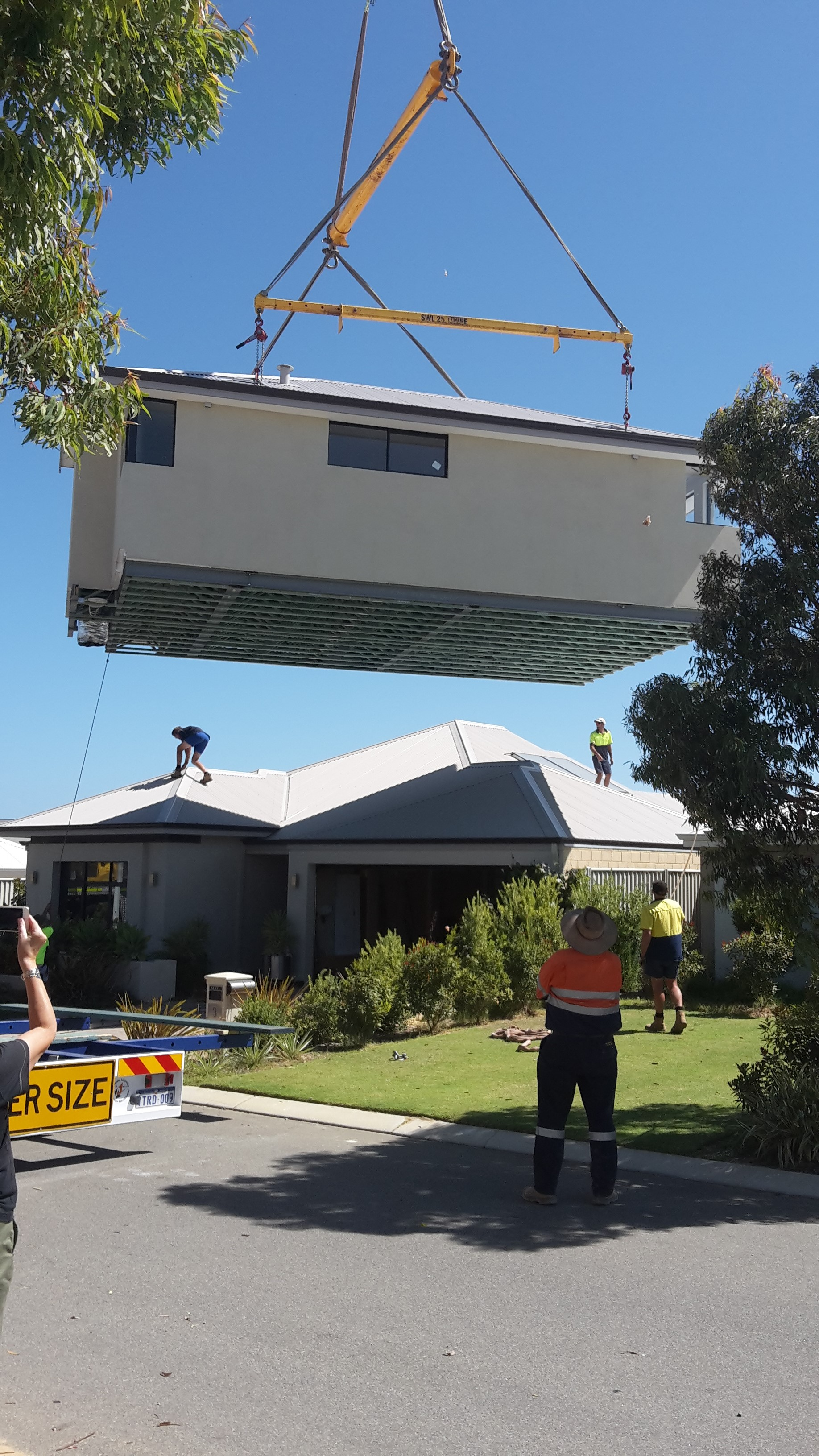 Second story addition alkimos Perth