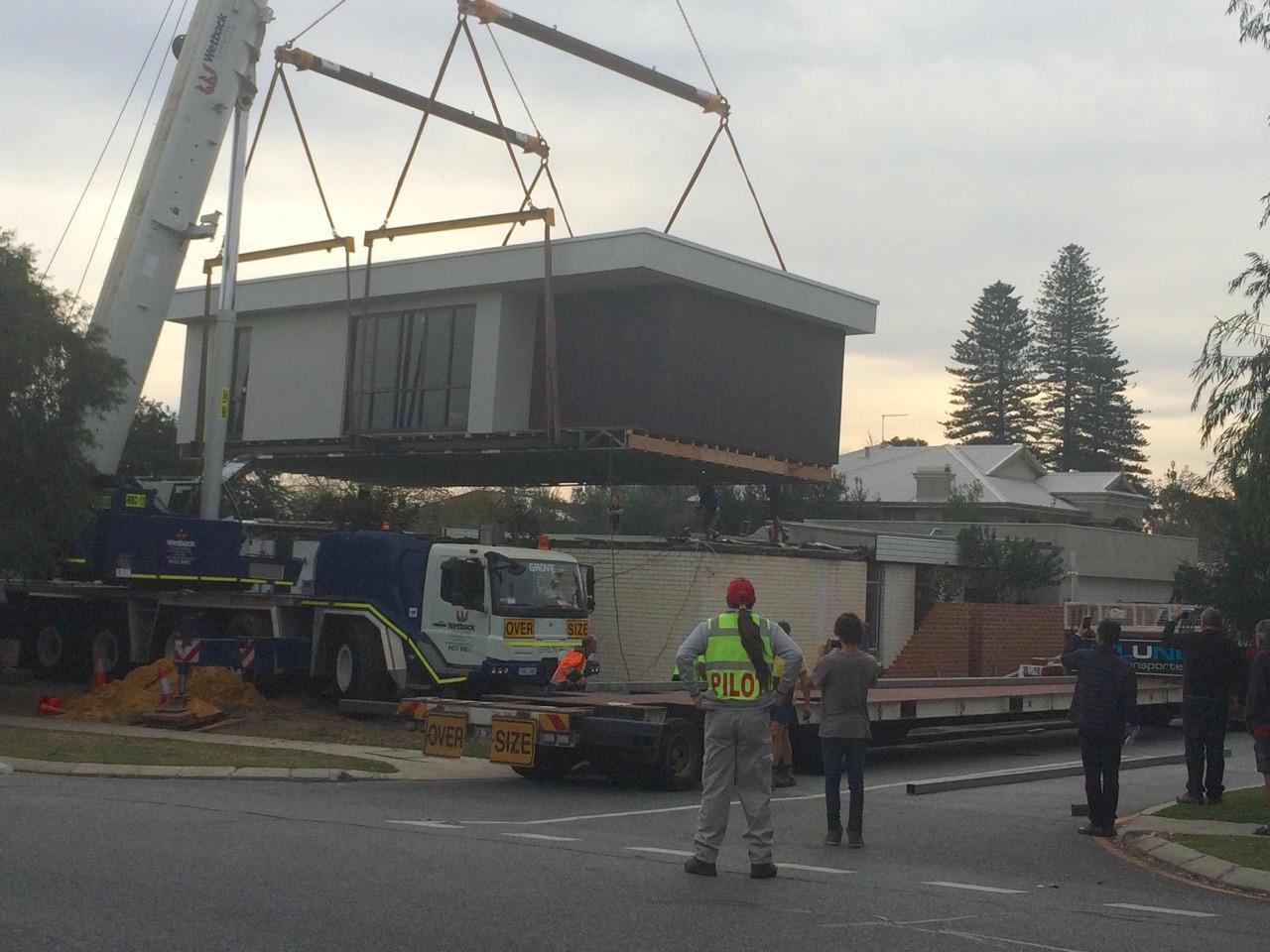 second storey renovation Perth